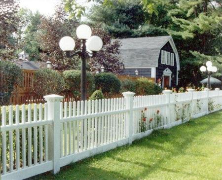 Picket Fence Fencing Design Amp Installation Scarborough